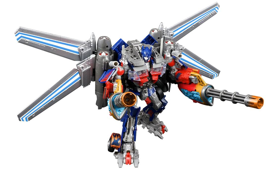 Optimus Prime (Jetwing, Amazon) Image
