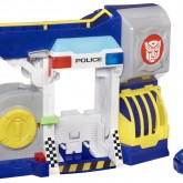 Rescue Bots Bots and Robbers Base