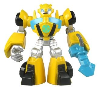 Bumblebee (Figure 2-Packs) Image