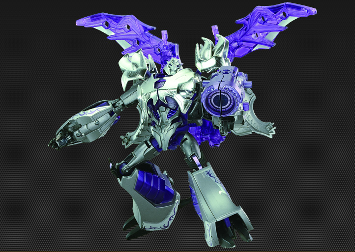 Megatron (Darkness) with Hades and Gora II Image