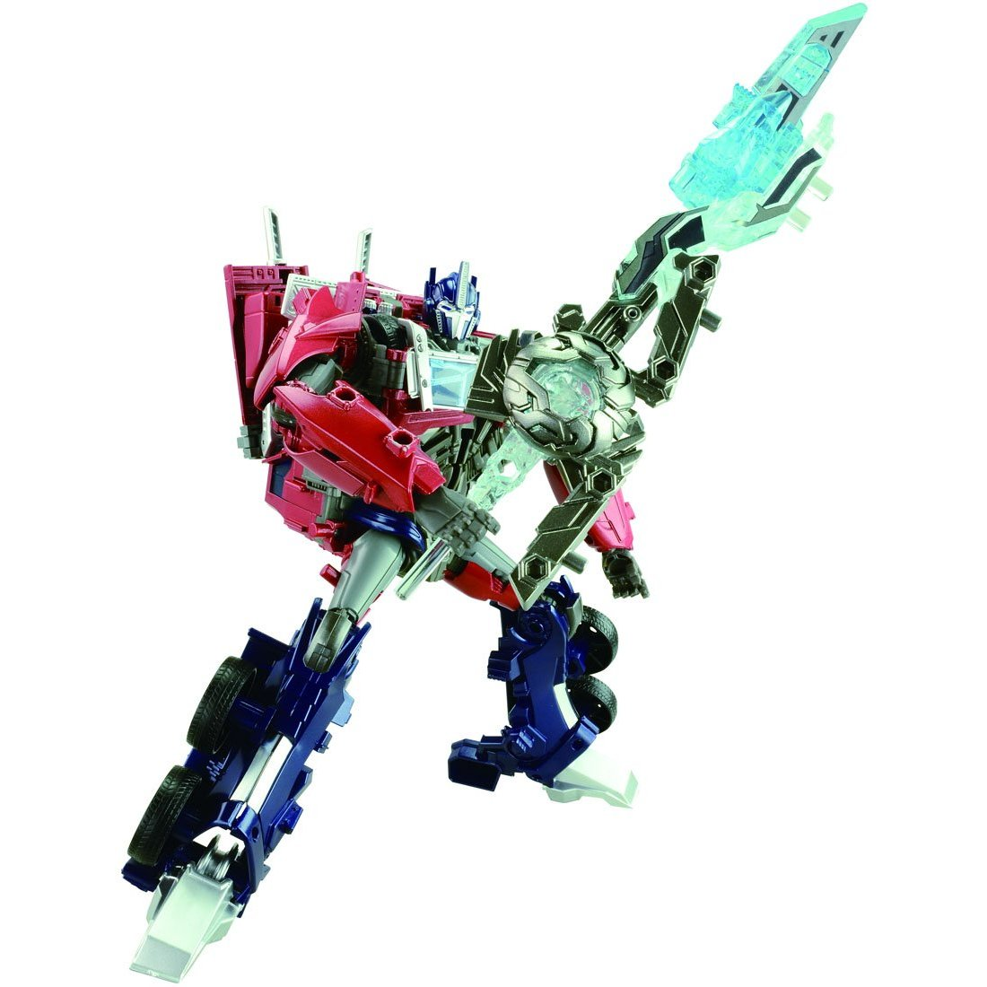 Optimus Prime (Arms Master) with Matrix and Shining R.A. 61AWTjgO6jL_AA1100_