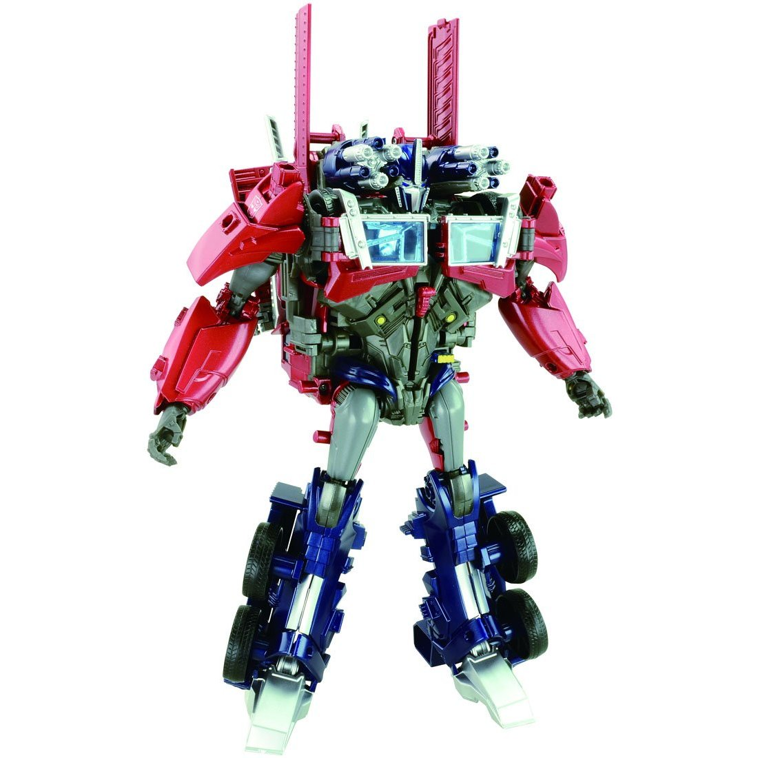 Optimus Prime (Arms Master) with Matrix and Shining R.A. Image