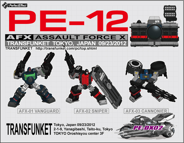 Assault Force X Image