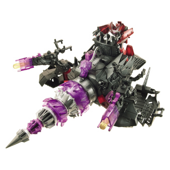Medic Knock Out with Energon Driller Image