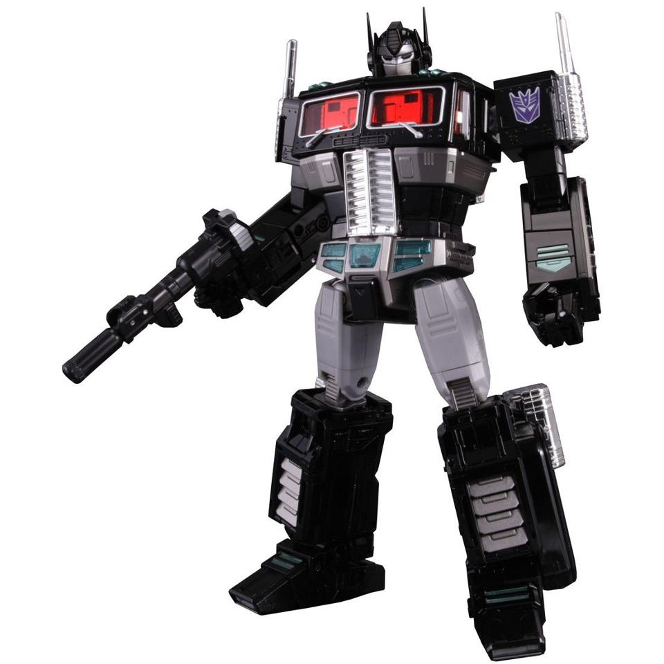 Convoy (Black MP-10) Image