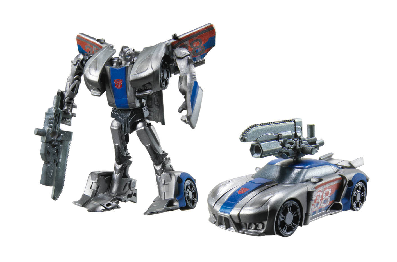 Transformers Prime Beast Hunters Smoke Screen