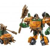 Transformers Beast Hunters Cyberverse Commander Scale BULKHEAD 1350051256