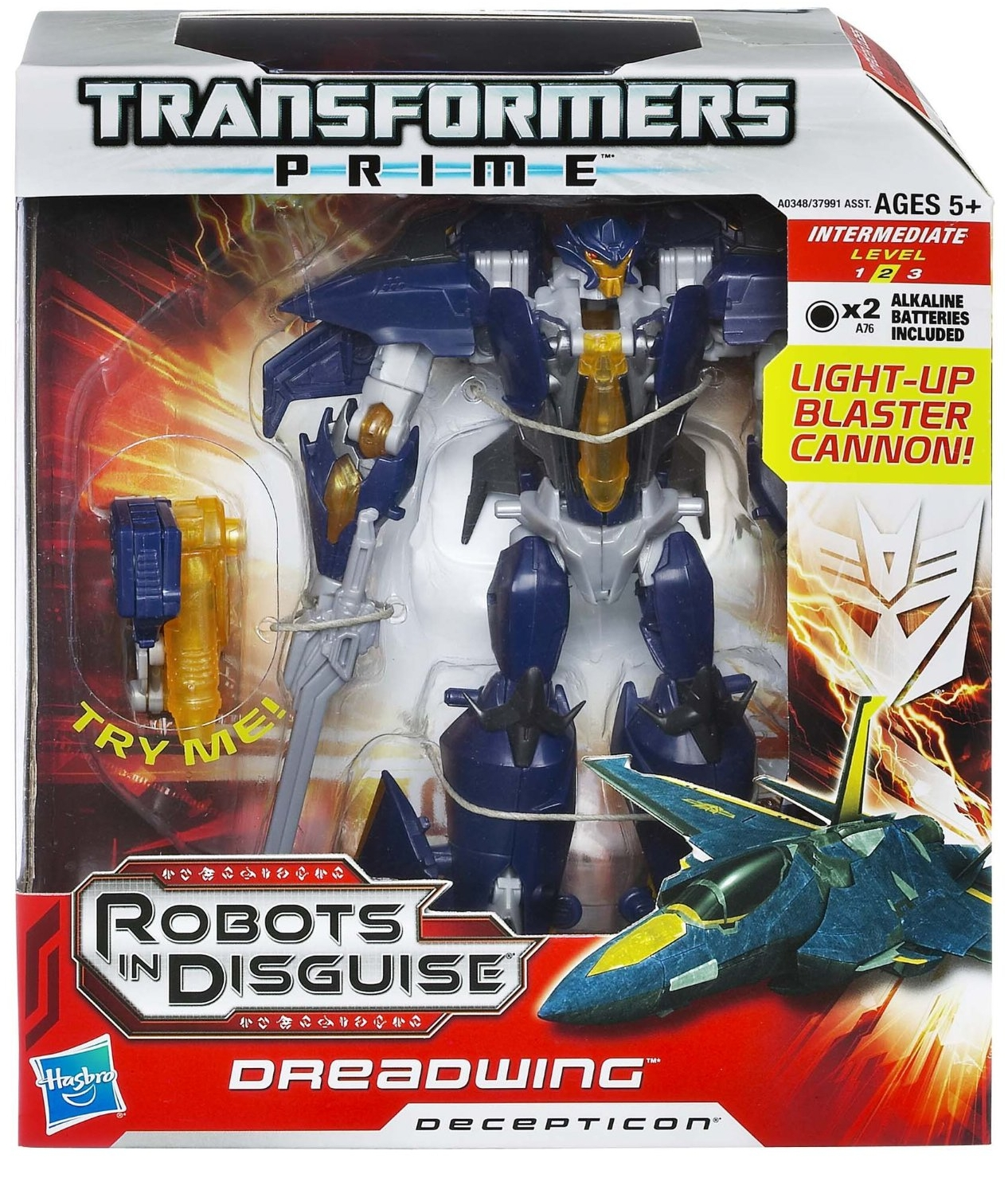 Dreadwing dreadwingcarded