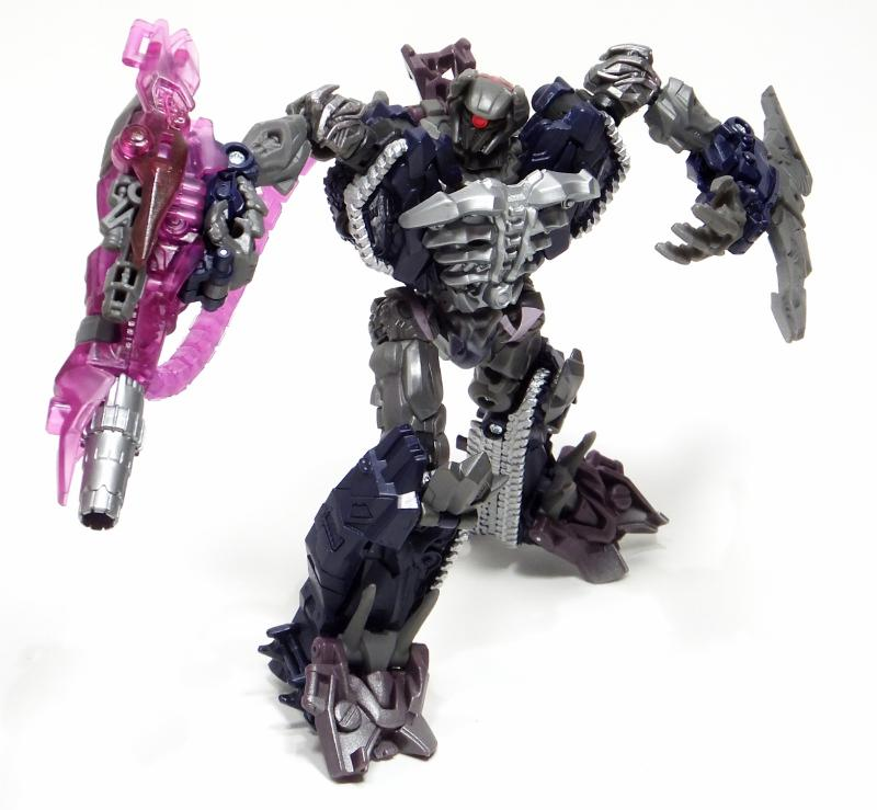 Shockwave (Cyber Metal Armor) - Transformers Toys - TFW2005