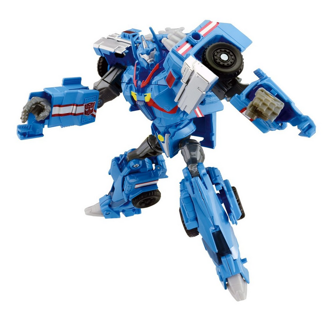 Ultra Magnus with U.L.M. Image