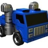 Tubes Vehicle
