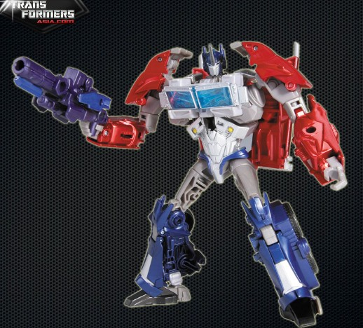 Optimus Prime (Year of the Snake) Image