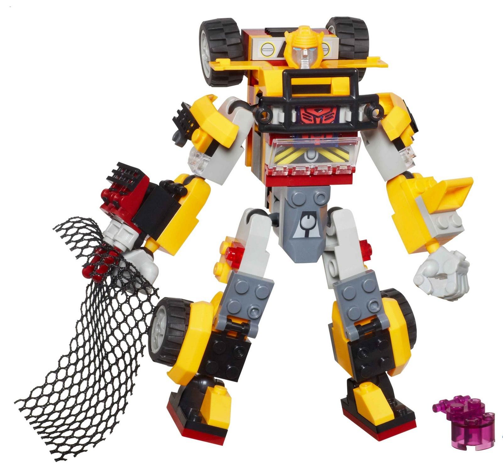 Bumblebee Battle Net Transformers Toys Tfw2005