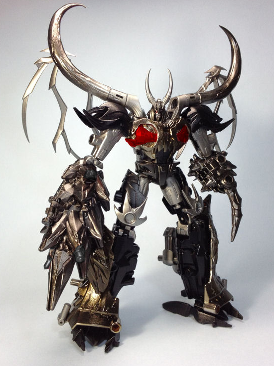 Unicron (Nightmare) with Bog M Image