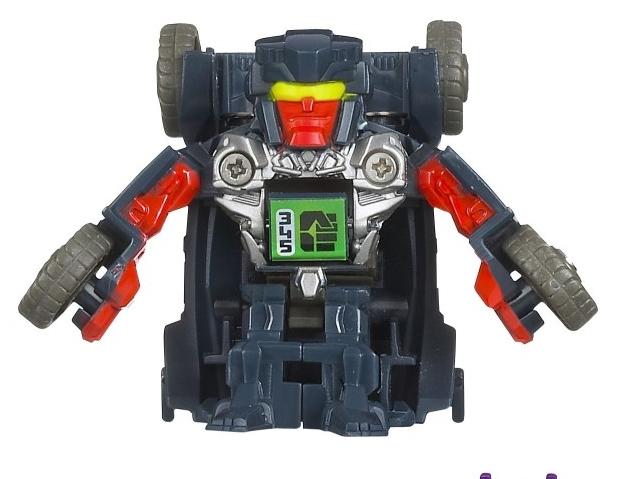 Brake neck transformers bot shots tfw2005 for Shot bot lighting