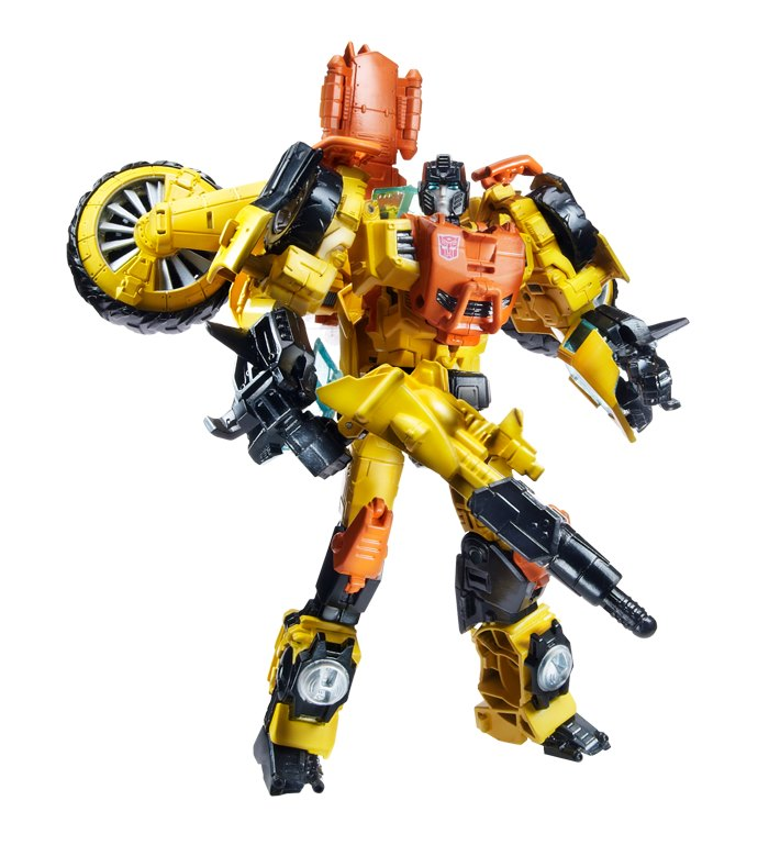 Generations Voyager Class Sandstorm Toy Review | BWTF