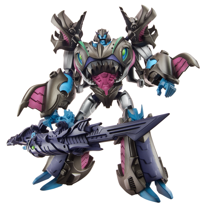 Megatron (Sharkticon) Image