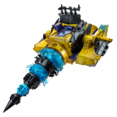 Autobot Driller with Bumblebee 2