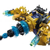 Autobot Driller with Bumblebee 3