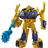 Autobot Driller with Bumblebee 4
