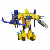 Nova Blast Bumblebee Robot