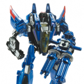Thundercracker Robot