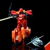Violence Robot