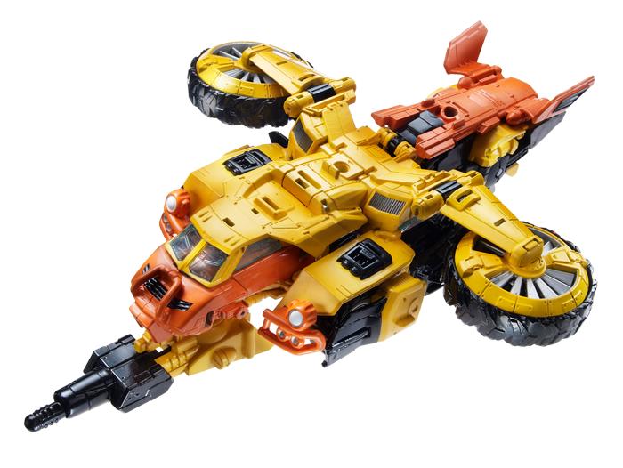 Transformers Autobot Sandstorm | Transformers Custom Toys | DOTM ...