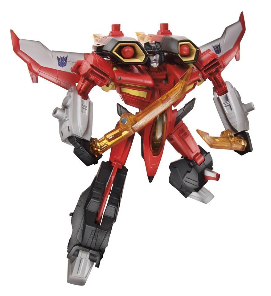 Starscream (Armada) - Transformers Toys - TFW2005