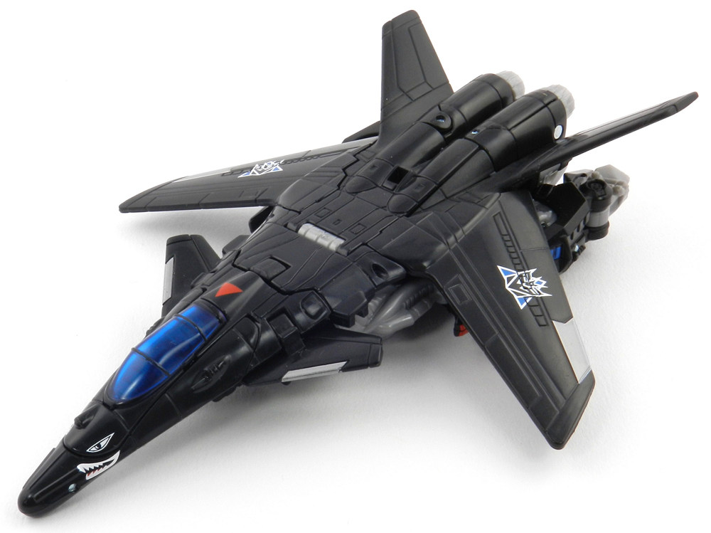 machine wars starscream