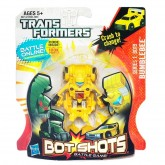 Bot Shots Bumblebee Carded