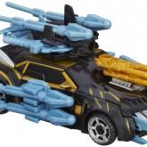 Night Shadow Bumblebee Car