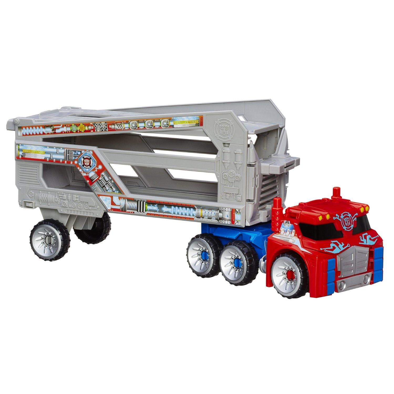 Optimus Prime Rescue Trailer - Transformers Toys - TFW2005
