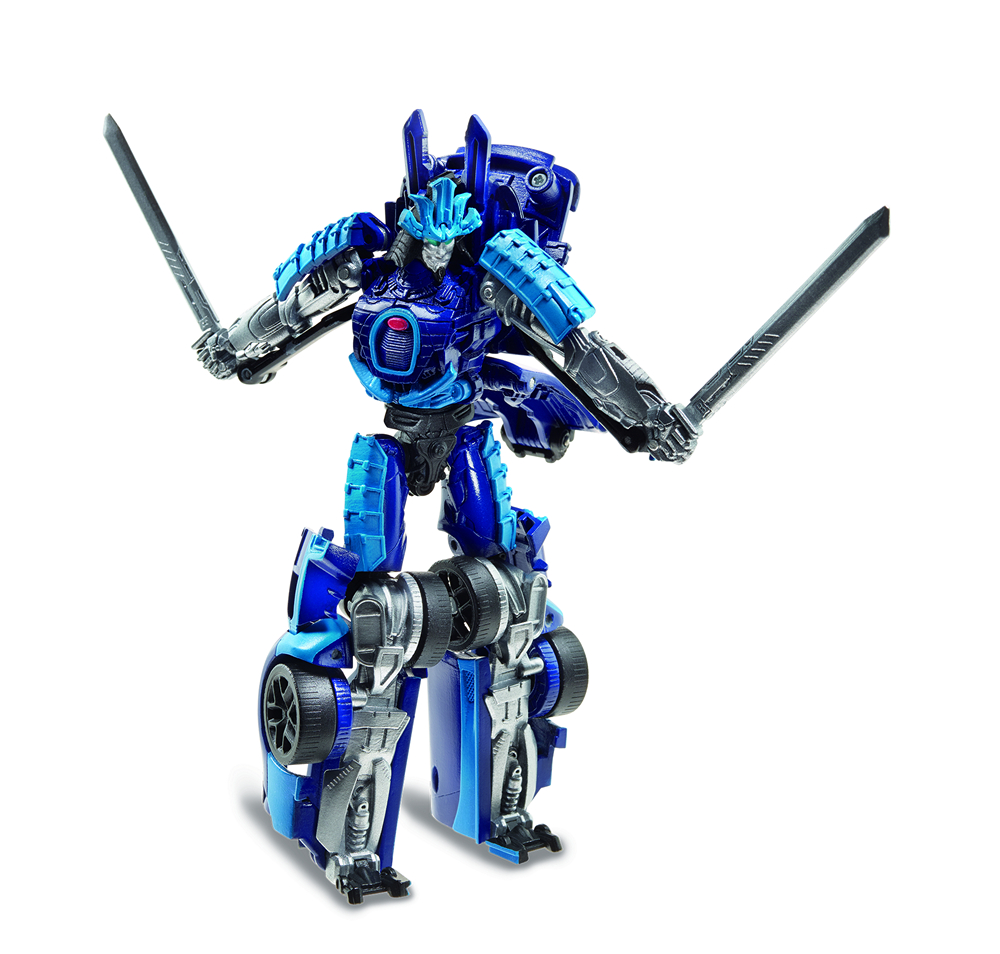 Age of extinction power attackers scorn and drift released - Autobot drift transformers 5 ...