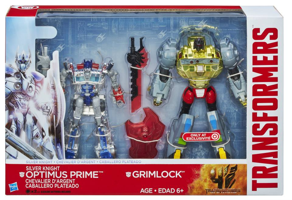 Grimlock (Target) - Transformers Toys - TFW2005