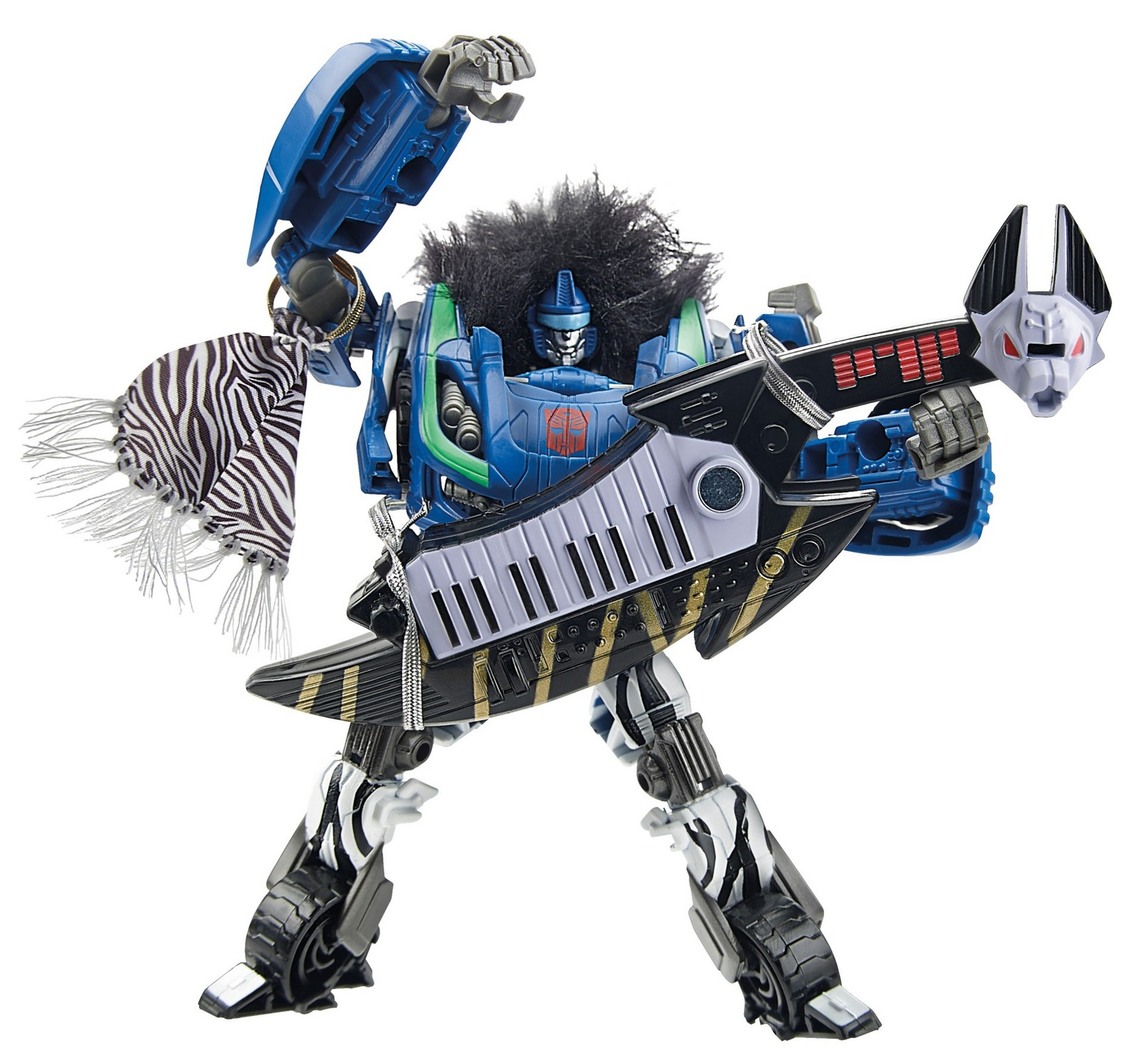 Jazz (Smooth) - Transformers Toys - TFW2005