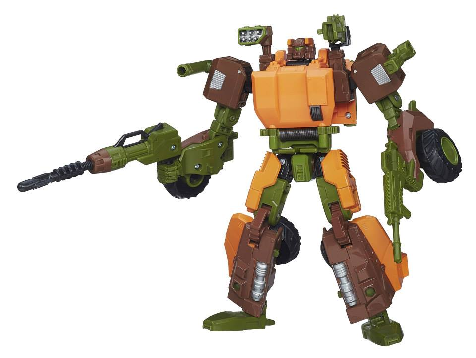 Roadbuster - Transformers Toys - TFW2005