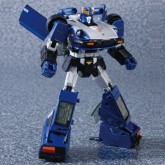 Bluestreak Robot 4