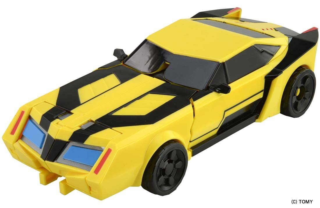What Type Of Car Is Bumblebee In Transformers