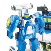 Racing Trailer Blurr Robot
