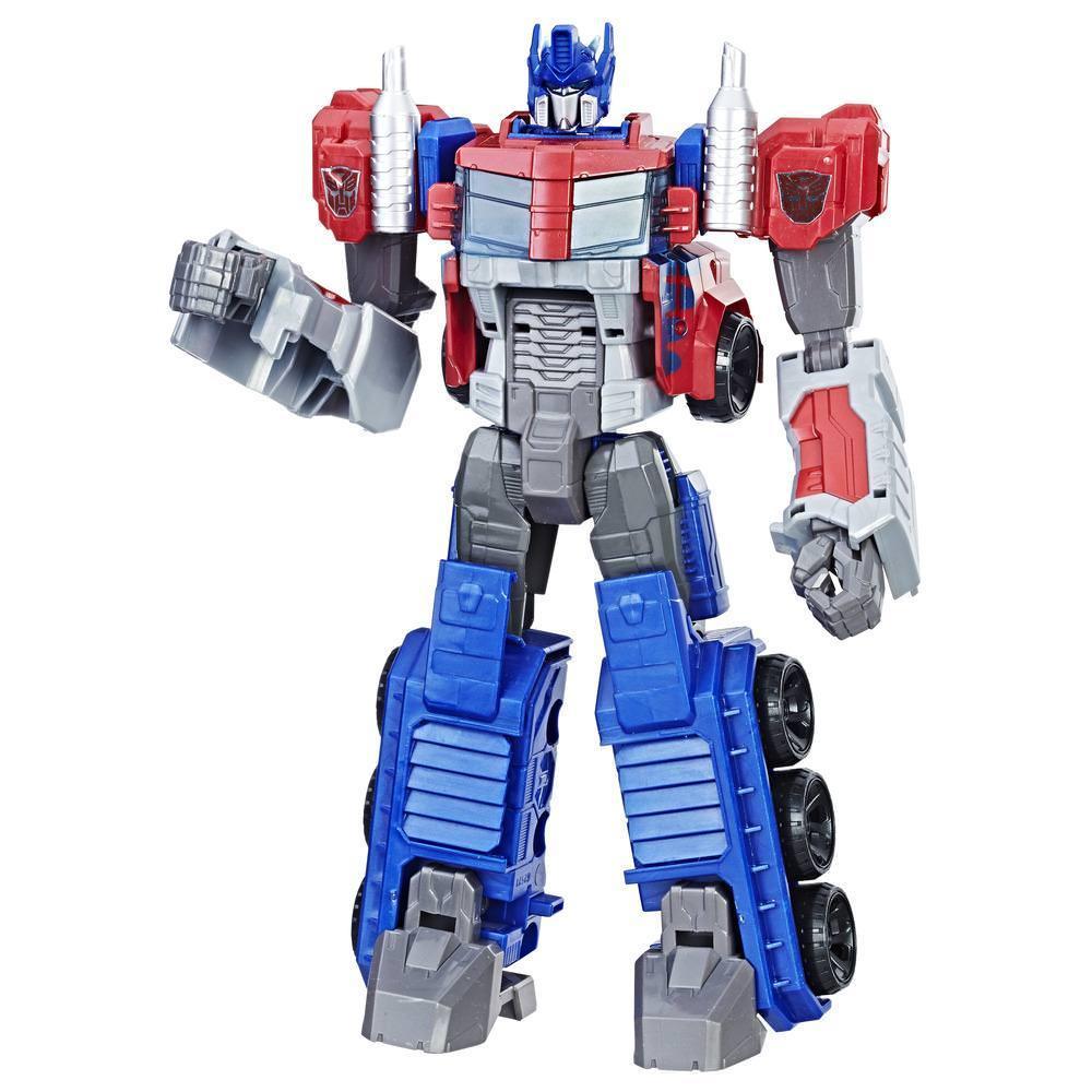 Optimus Prime (Commander, Redeco)