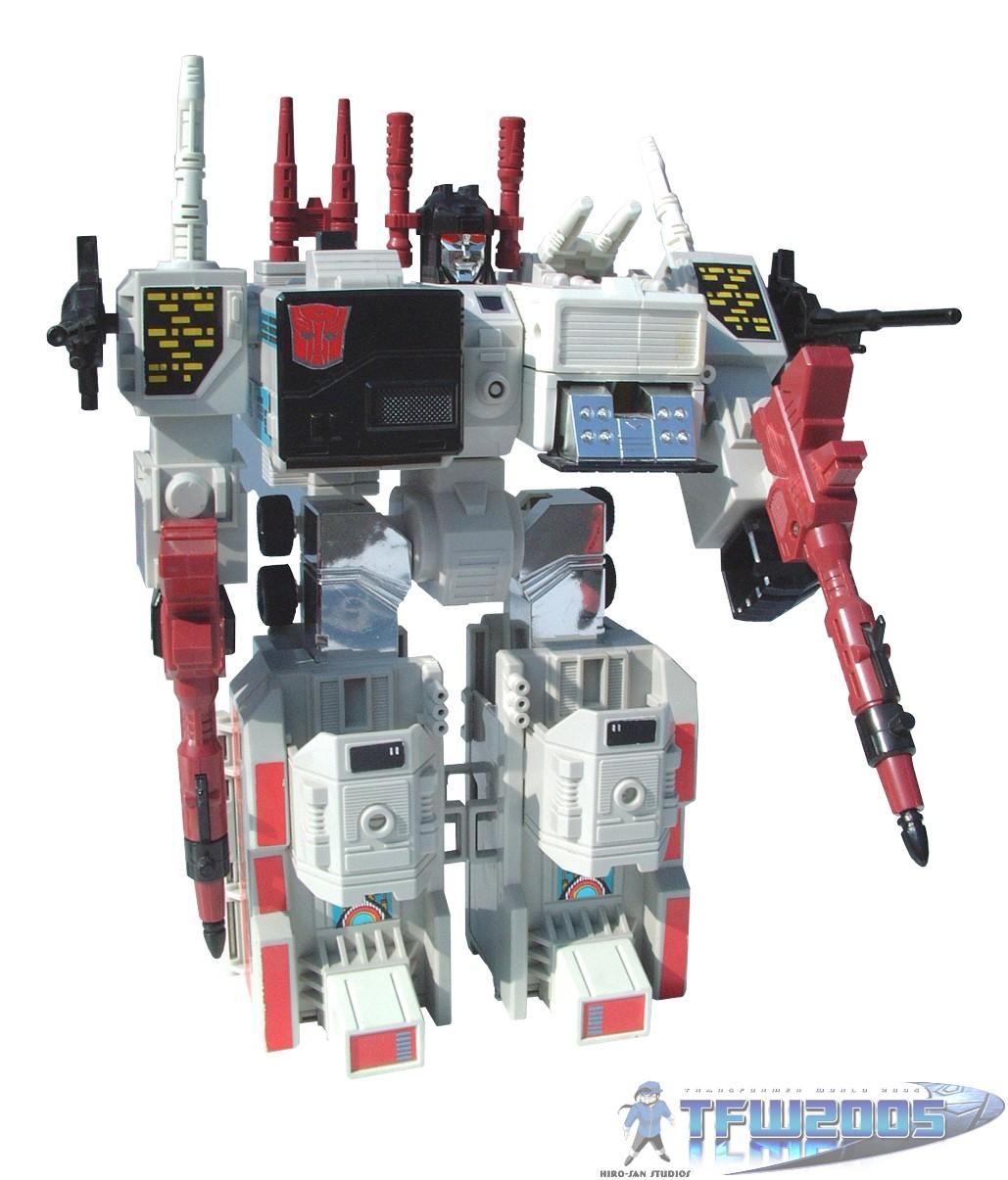 Metroplex Transformers Toys Tfw2005