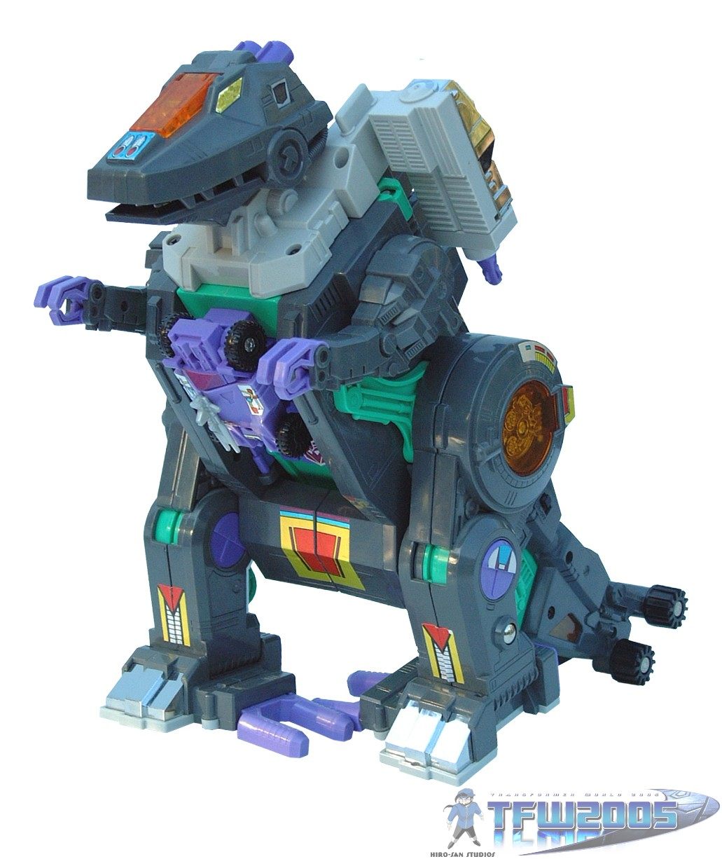 Trypticon Transformers Toys Tfw2005