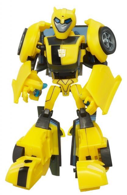Bumblebee Transformers Animated Bumblebee - Transforme...