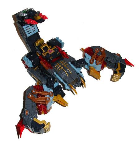 Scorponok Dark Transformers Toys Tfw2005