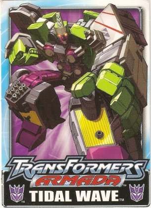Tidal Wave With Ramjet Transformers Toys Tfw2005