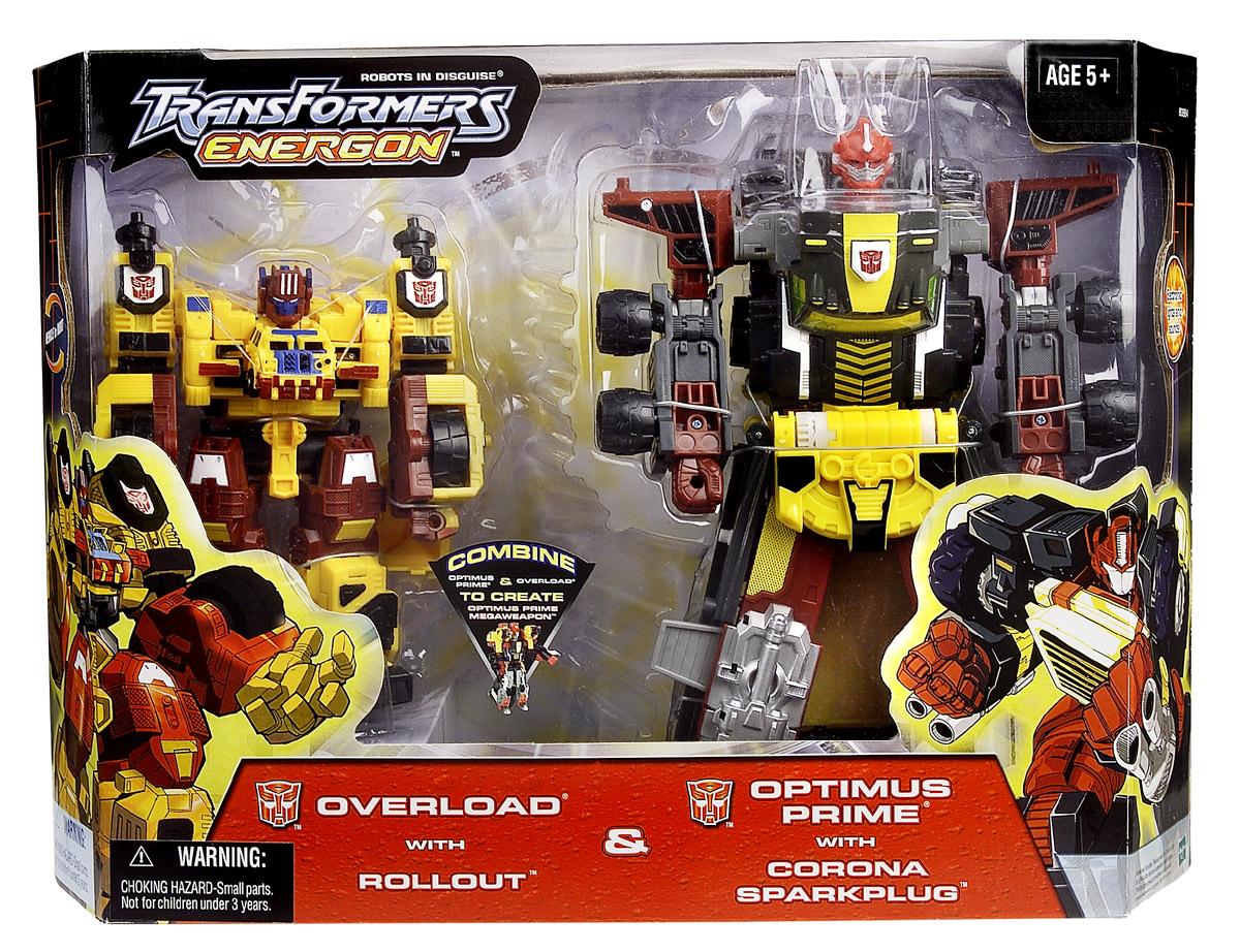 Overload - Transformer...