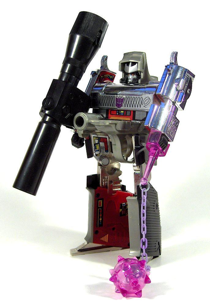 Megatron - Transformers Toys - TFW2005