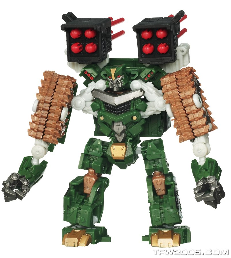 Hailstorm Transformers Toys Tfw2005