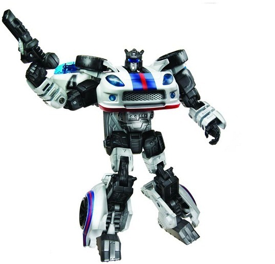 Transformers RTS Reveal the shield Special OPS Jazz New